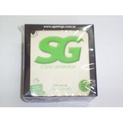 Caixa Encordoamento SG - Cavaco C/ 3 Sol Extra